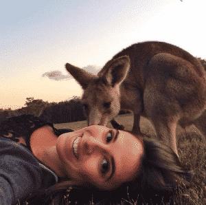 Interview of the Month December, CHAPTERTRAVEL, Kangaroo, Australia