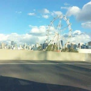Melbourne, Australia, Skyline