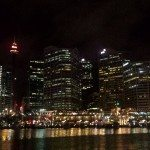 Darling Harbour, Sydney, Dinner, Food.