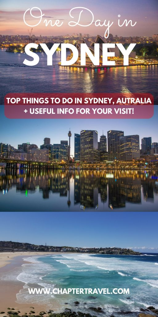 What is the best time to visit Sydney, top things to do in Sydney, 10 interesting facts about Sydney