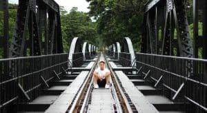 Travelblogger, Interview