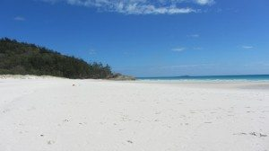 Whitsundays, Whitehaven beach