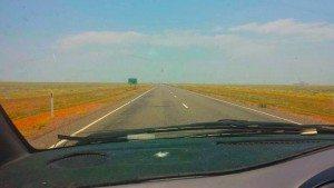 Outback, Australia, nothing