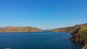 Lake Argyle, happy, backpacker, Lake Argyle Resort, backpacking, traveling, Australia, Kimberley, The Kimberley Region, Outback, Kununurra, Jewel of the Kimberley, CHAPTERTRAVEL
