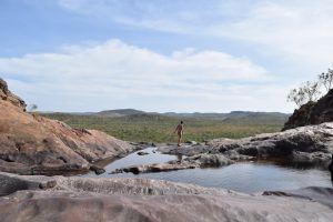 Gunlom, Gunlom Falls, Hiking, Walking Trail, Kakadu National Park, CHAPTERTRAVEL, Northern Territory, Top End Australia