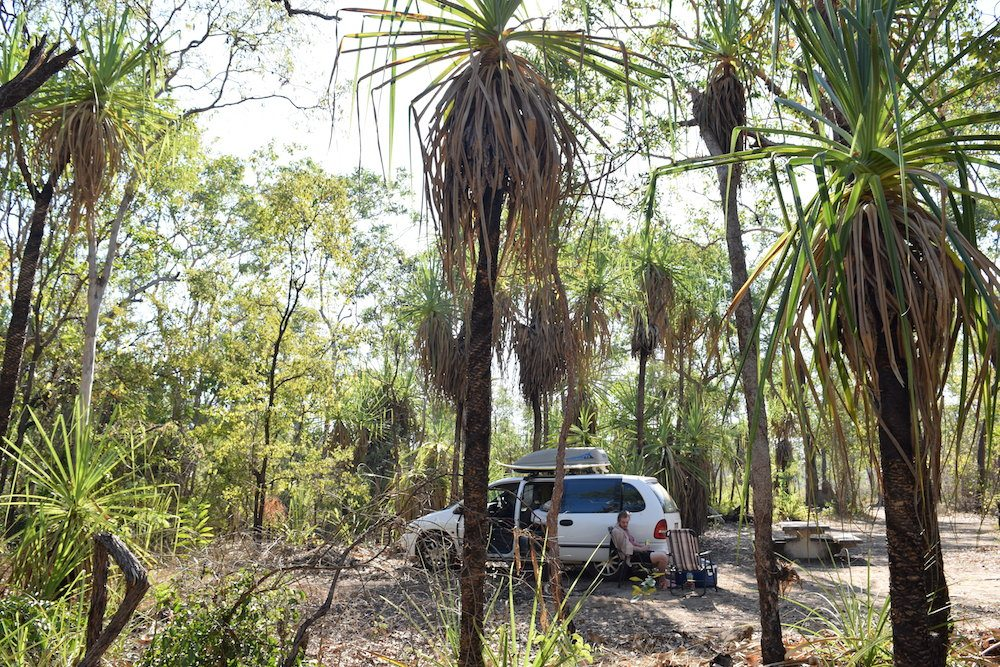 Hiking, Walking Trail, Kakadu National Park, CHAPTERTRAVEL, Northern Territory, Top End Australia, camping