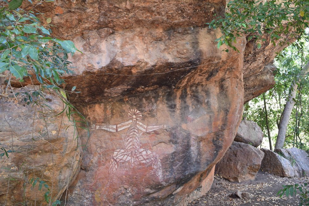 Rock Art, Aboriginal, CHAPTERTRAVEL, Kakadu National Park, Northern Territory, Top End