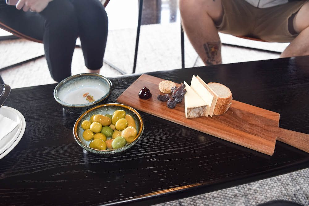 We did a great cheese tasting in Margaret River. But in Perth there are also a lot of delicious and affordable restaurants