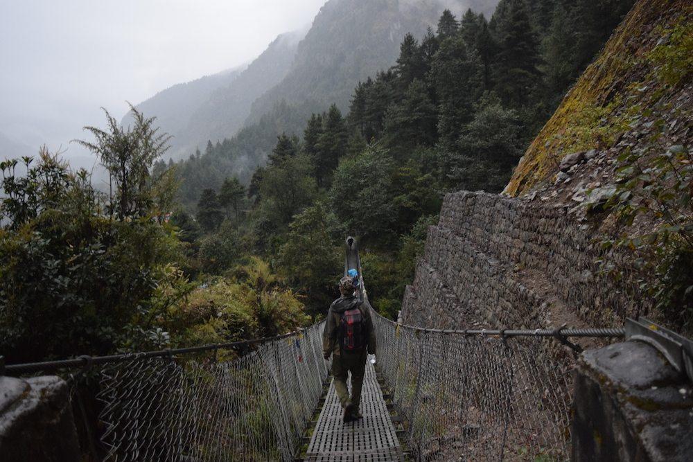 From Lukla to Phakding, Mount Everest Base Camp, Our Trek to Mount Everest Base Camp, EBC Trek, Altitude Sickness