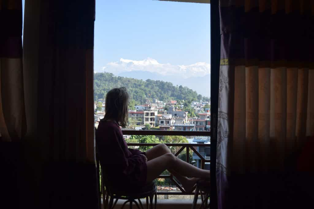 Hotel Orchid, Pokhara, Things to do in Pokhara, Where to sleep in Pokhara, Good hotel