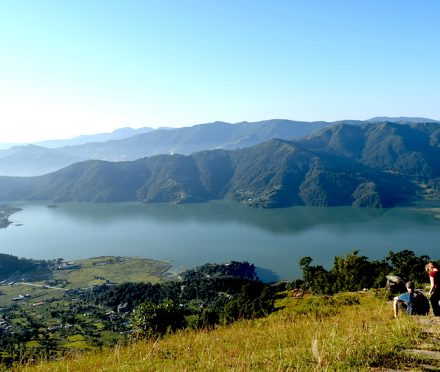Pokhara: A place to relax, Pokhara, Chapter Travel