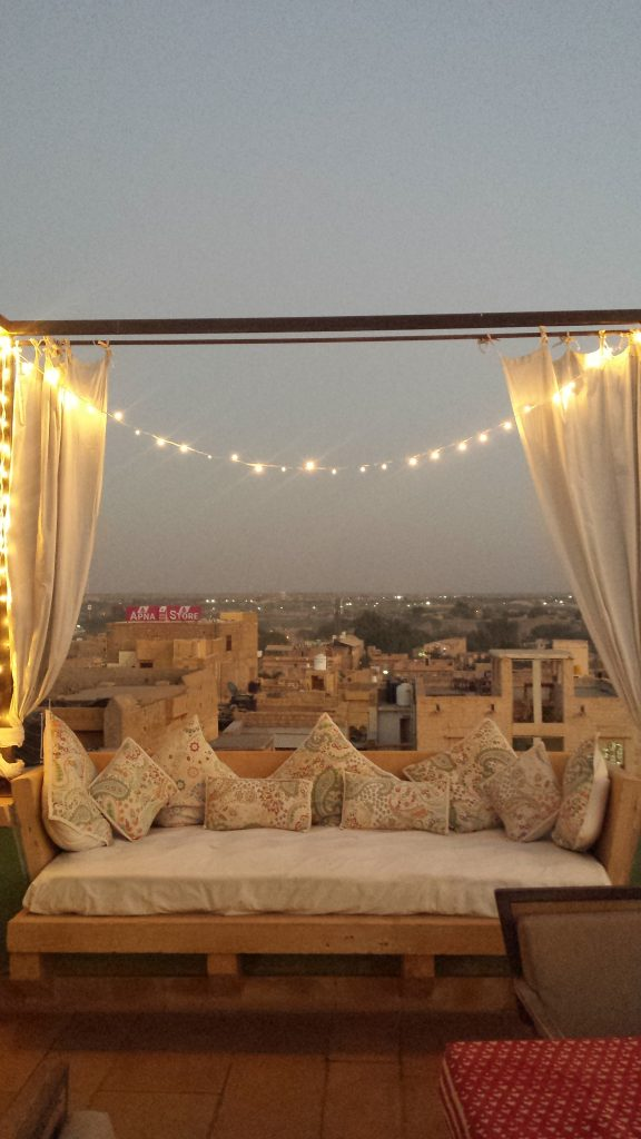 Sleeping in the desert, Things to do in Jaisalmer, Jaisalmer Fort, Rajasthan, India, Beautiful India, CHAPTERTRAVEL, What to do in Jaisalmer, Camel Safari, Is it ethical to ride a camel, beautiful sunset, where to eat, 1st Gate Home-Fusion