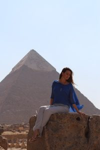 Interview of the Month December with Arianne, Egype