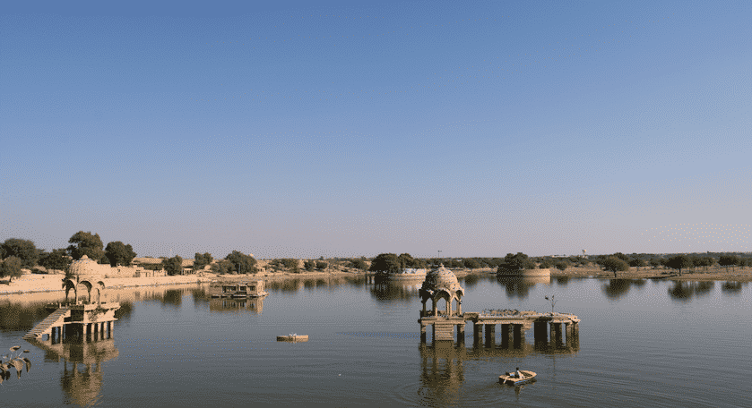 Gadsisar Sagar Lake, Things to do in Jaisalmer, Jaisalmer Fort, Rajasthan, India, Beautiful India, CHAPTERTRAVEL, What to do in Jaisalmer, Camel Safari, Is it ethical to ride a camel