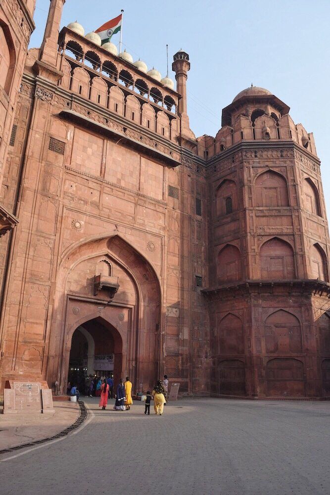 Things to do in Delhi, The Red Fort, Delhi