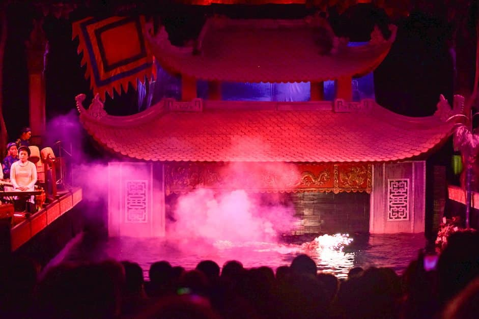 Visiting Hanoi during Tet Lunar New Year, Water Puppet Show, Visiting Hanoi during Tet (Lunar New Year), Visit Vietnam, Vietnam, Hanoi, Tet, Year of the Rooster, Things to do in Hanoi