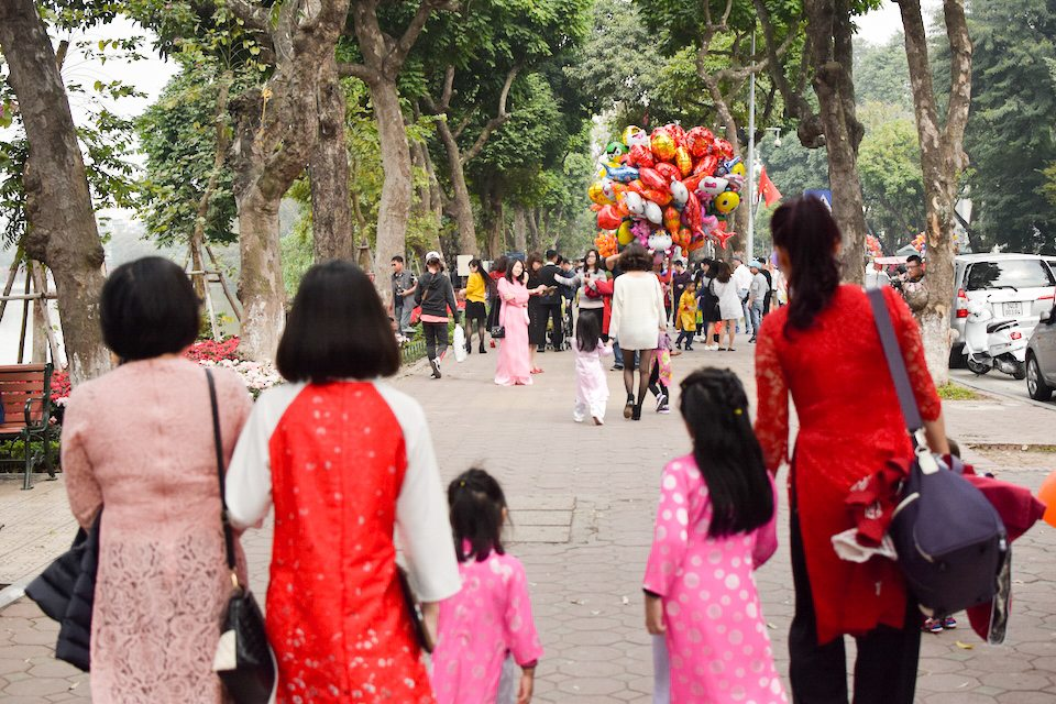 Visiting Hanoi during Tet (Lunar New Year), Visit Vietnam, Vietnam, Hanoi, Tet, Year of the Rooster, Things to do in Hanoi