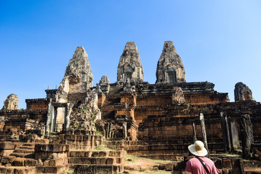 Pre Rup, East Mebon, Three Day Itinerary for Angkor Wat