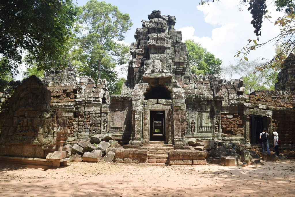 Ta Som, Three day Itinerary Angkor Wat