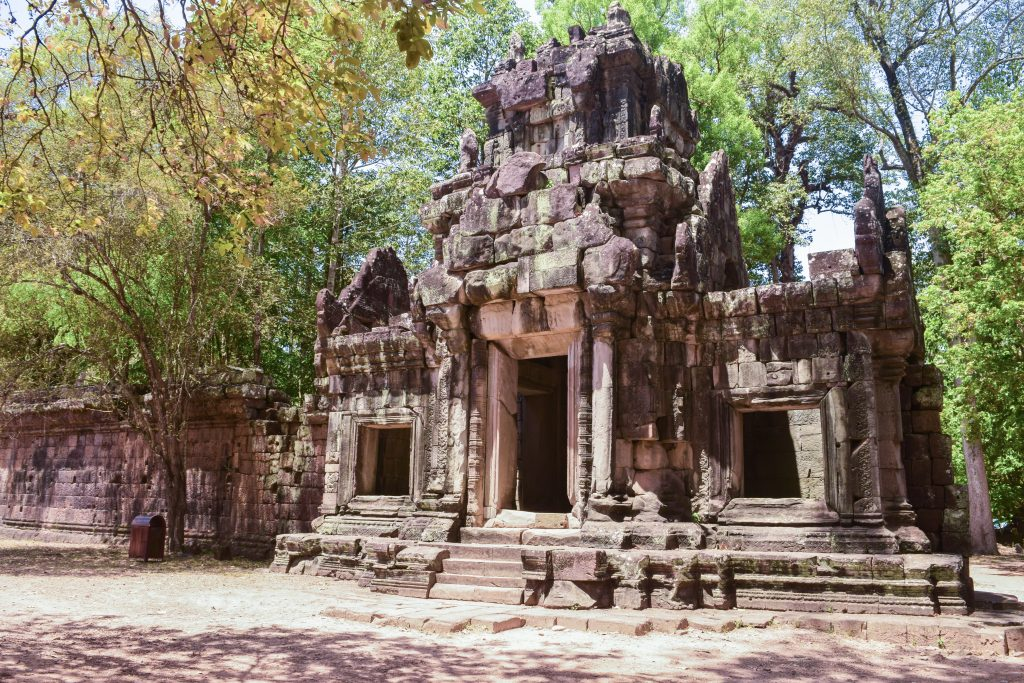 Three day itinerary Angkor Wat, how to get around Angkor Wat