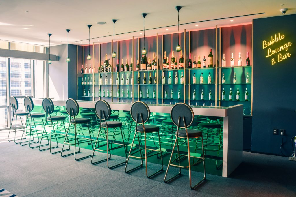 Seoul in a day, Interior L7 Hotels Myeongdong