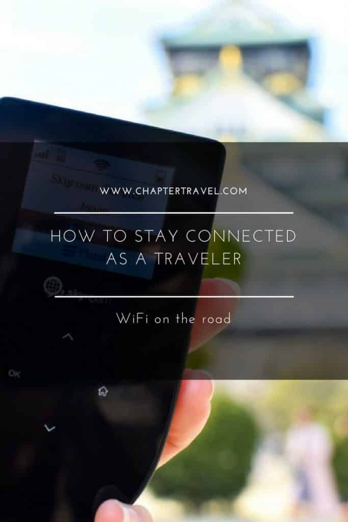 How to stay connected as a traveler, Skyroam, Japan, Skyroam Japan
