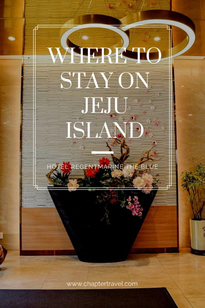 Where to eat on Jeju Island, Where to sleep on Jeju Island, Seongsan Ilchulbong Peak, Hallasan, Mount Hallasan, things to do on Jeju Island, Hotel RegentMarine The Blue