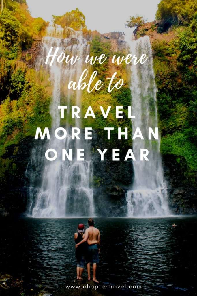 How we were able to travel more than one year, travelling the world together, how to travel long term, how to travel full-time #travellongterm #traveltogether #travelcouple #wanderlust #fulltimetravel