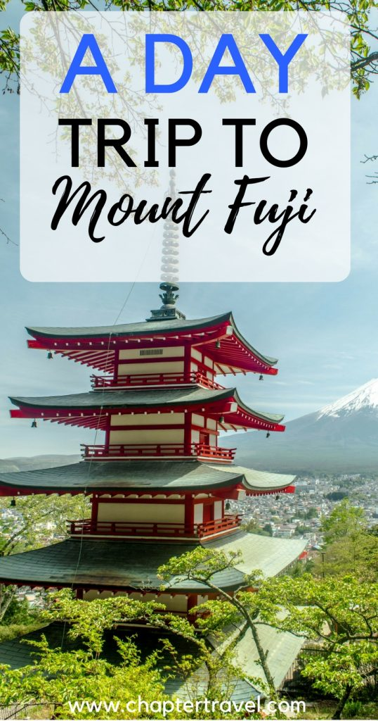 Are you going on a day trip to Mount Fuji from Tokyo? Be sure to read our post