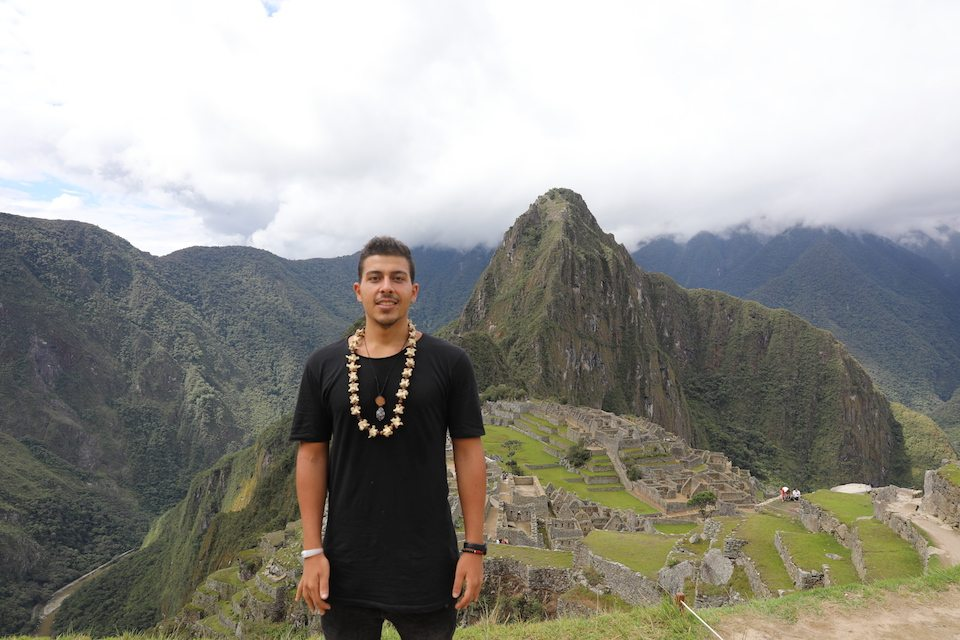 Interview of the month August with Dimag from the Vacation Wolf, Machu Picchu, Peru, Chapter Travel Interview, Interview of the month