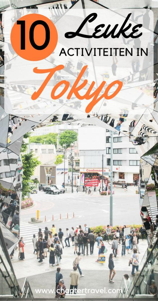 Leuke activiteiten in Tokyo