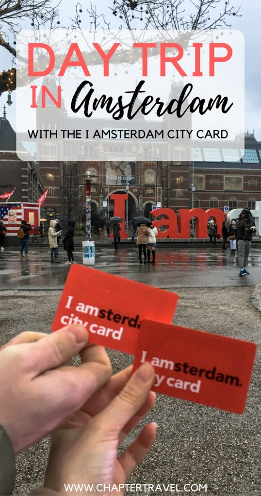 Read our post about the I amsterdam city card. We give info about the Iamsterdam city card, such as What can you do with the I amsterdam City Card? How does the I amsterdam City Card work? and Our experience with the I Amsterdam City Card. We also talk about the free museums and more in Amsterdam.