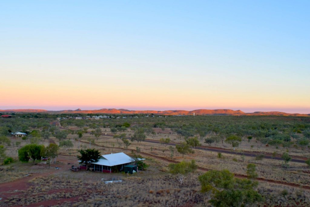The most remote places can be found in the outback of Australia