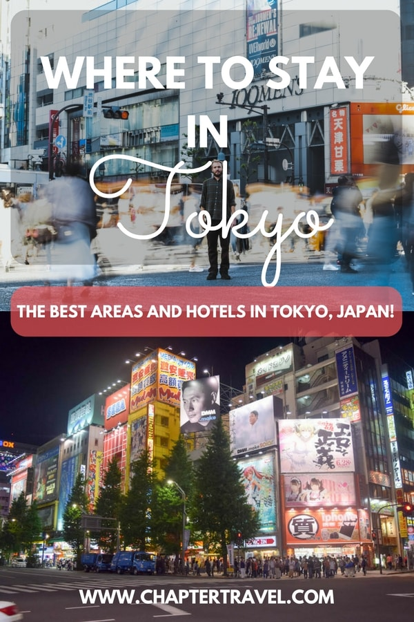 Are you looking for the best area in Tokyo? In this article we list the 7 best areas to stay in Tokyo Japan, including the best hotels in Tokyo! So, if you're not sure where to stay in Tokyo, be sure to read this post before your visit!