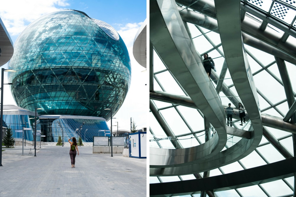10 Things to do in Astana - also includes hotels and restaurants in Astana