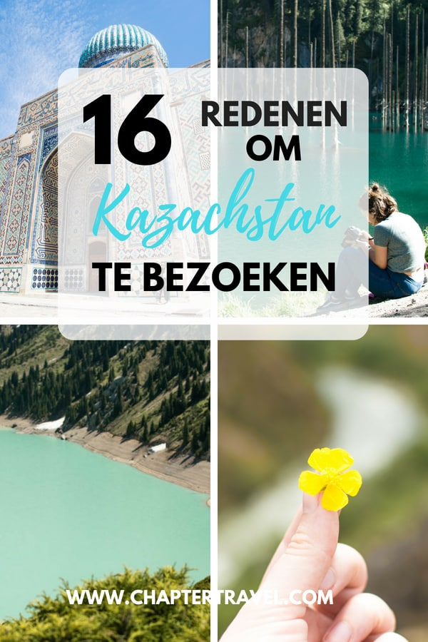 Kazachstan is zo'n gastvrij land, met veel verschillende religies en ethnische groepen die allemaal in harmonie samenleven. Hieronder deel ik 16 redenen om Kazachstan te bezoeken. #Kazachstan #CentralAsia