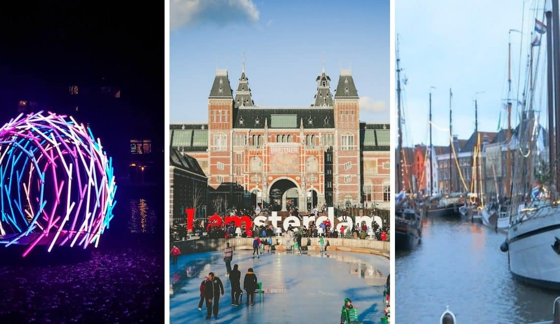 Read this post if you're visiting the Netherlands in the winter! It includes fun events and winter activities recommended by various travel bloggers.