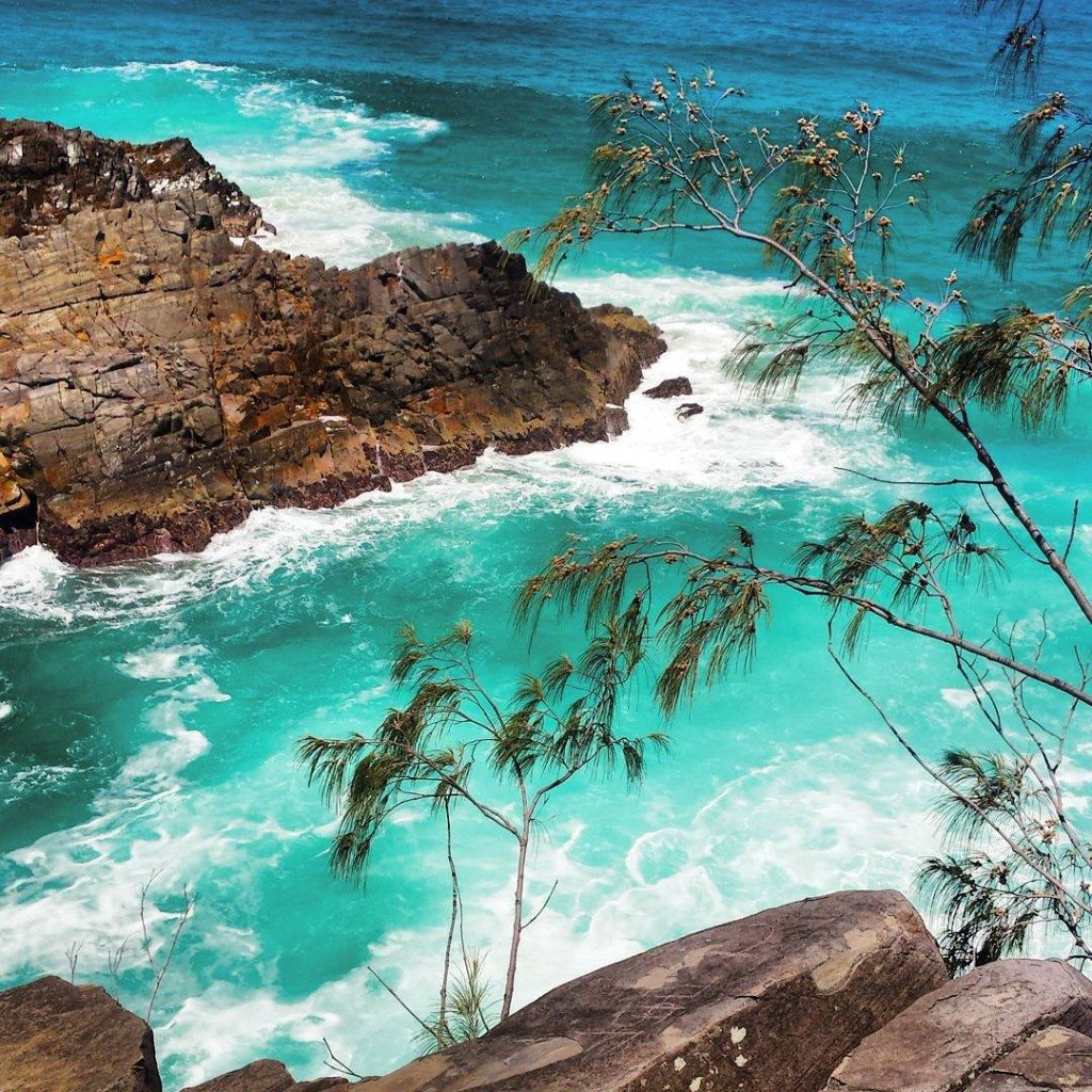 Noosa is an absolutely beautiful place in Australia