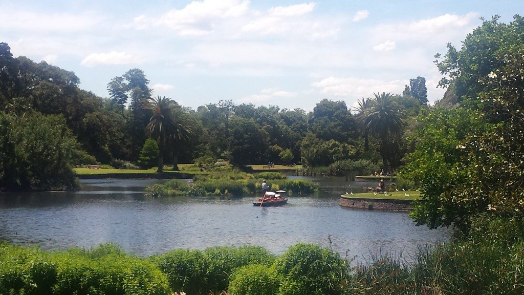 Royal Botanical Gardens, Nature, Melbourne