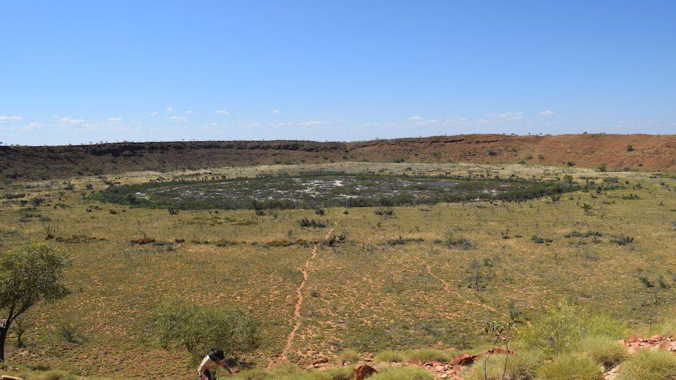 CHAPTERTRAVEL, Wolfe creek crater, kimberley Region, Australia
