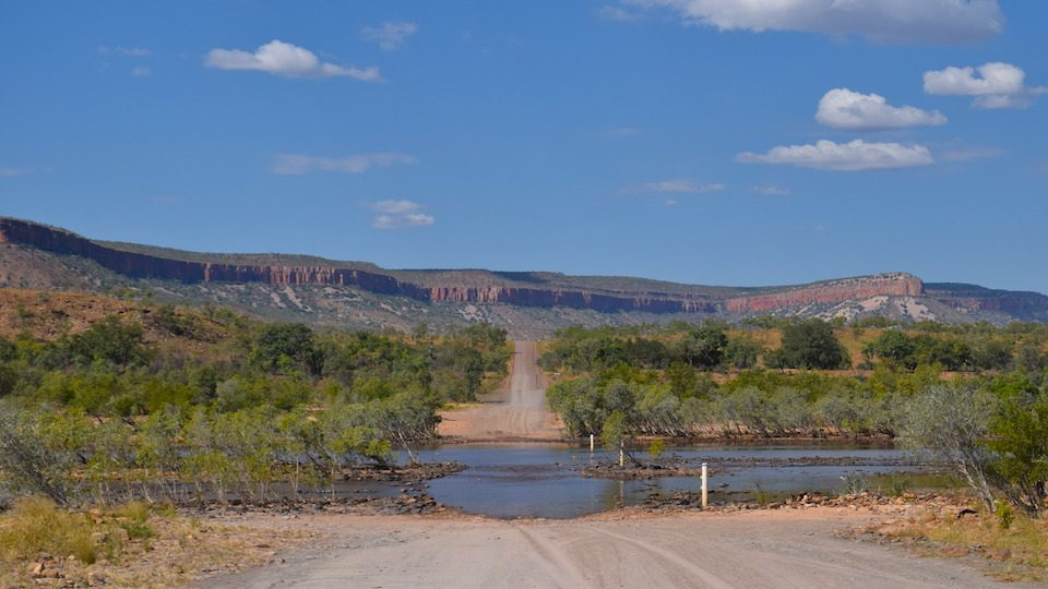 El Questro, Gibb River Road, Pentecost River Crossing, The Kimberley Region