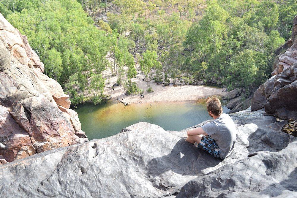 Gunlom, Gunlom Falls, Hiking, Walking Trail, Kakadu National Park, CHAPTERTRAVEL, Northern Territory, Top End Australia