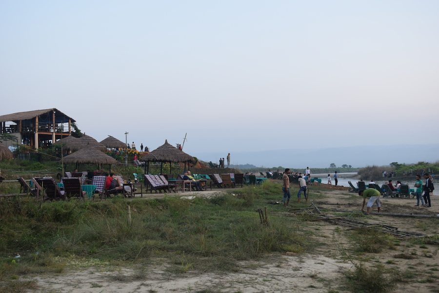 Sunset Point, Sauraha, Chitwan National Park, Nepal, CHAPTERTRAVEL