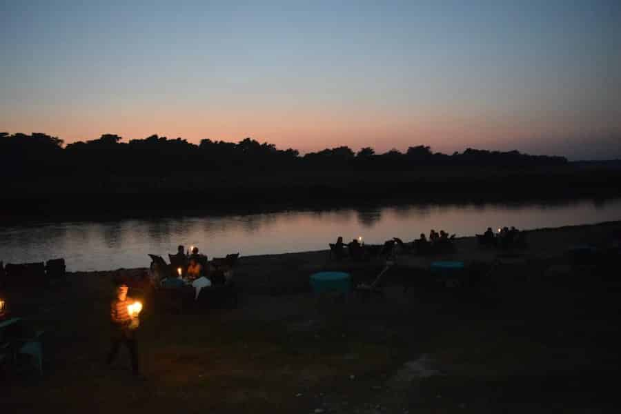 Sunset Sauraha, Sunset Point, Chitwan National Park, CHAPTERTRAVEL, chapter travel