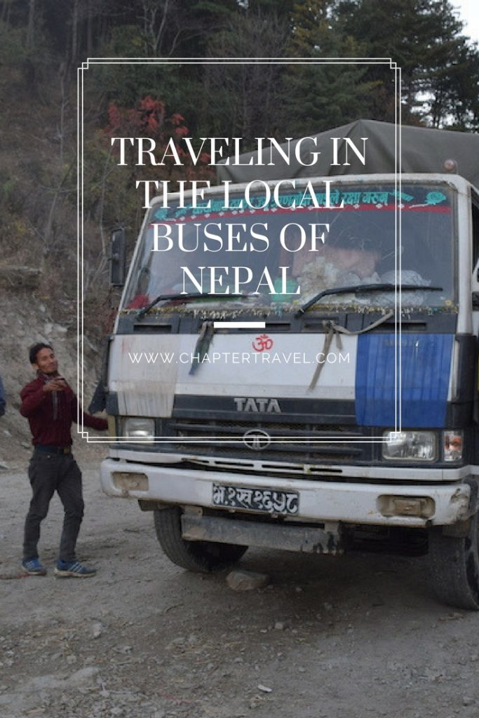Traveling in the Local Buses of Nepal, riding in the local buses of Nepal, Nepal, Rara Lake, Everest Base Camp, Bardia National Park