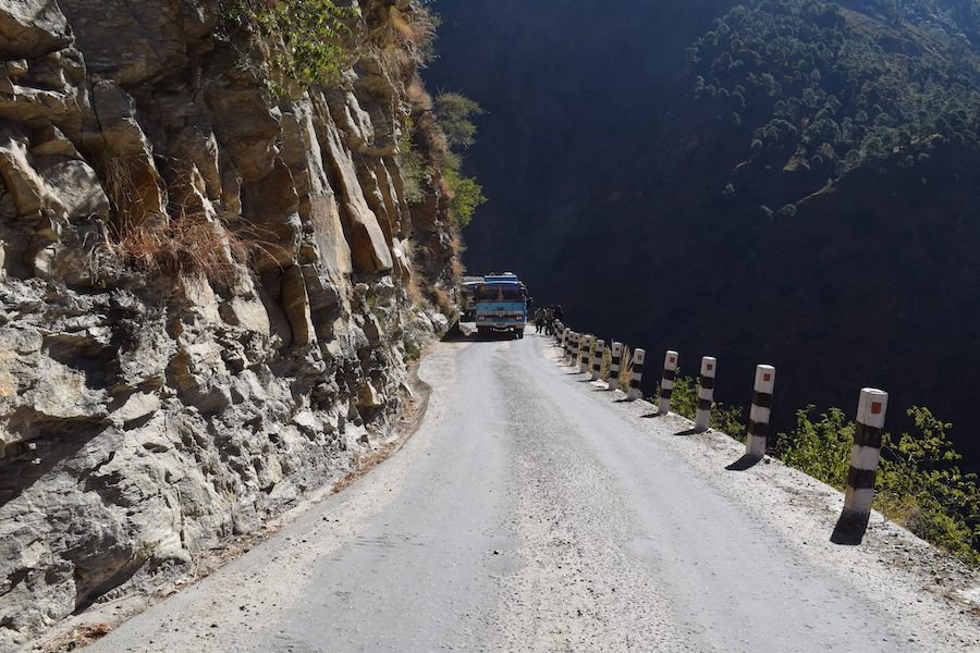 Karnali Highway: The Most Dangerous Road in the World