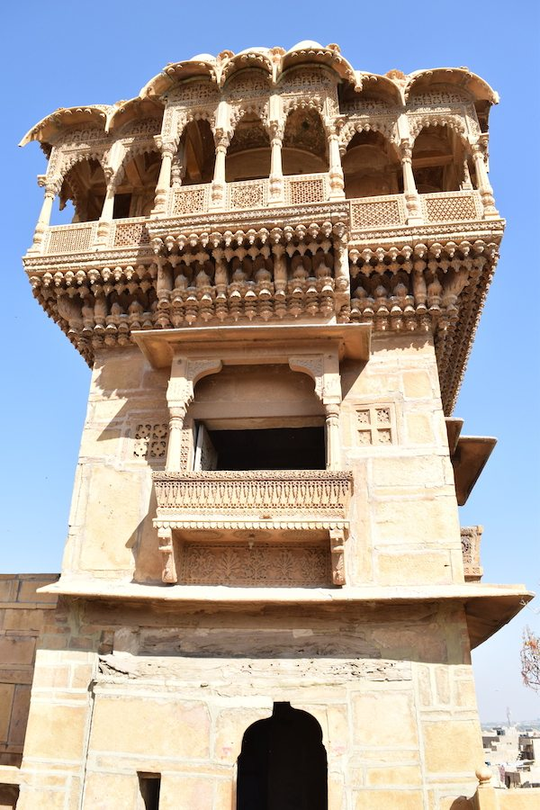 Salim Singh-ki Haveli, Things to do in Jaisalmer, Jaisalmer Fort, Rajasthan, India, Beautiful India, CHAPTERTRAVEL, What to do in Jaisalmer, Camel Safari, Is it ethical to ride a camel