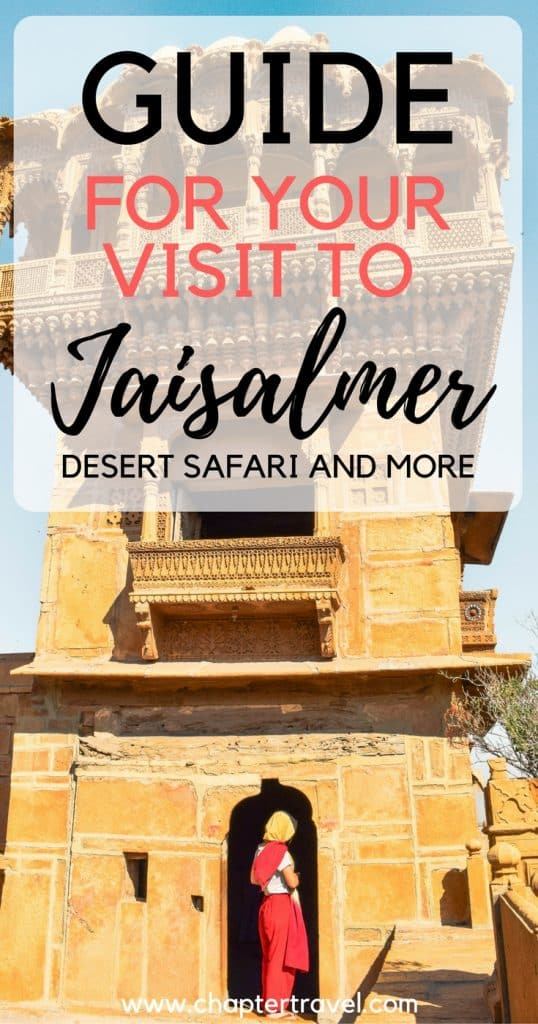 Interested in going on a desert safari in Jaisalmer? In this article we share the best time to visit Jaisalmer, facts about the Thar Desert, if it's ethical to ride camels, and we share 3 other fun things that you can do in Jaisalmer.