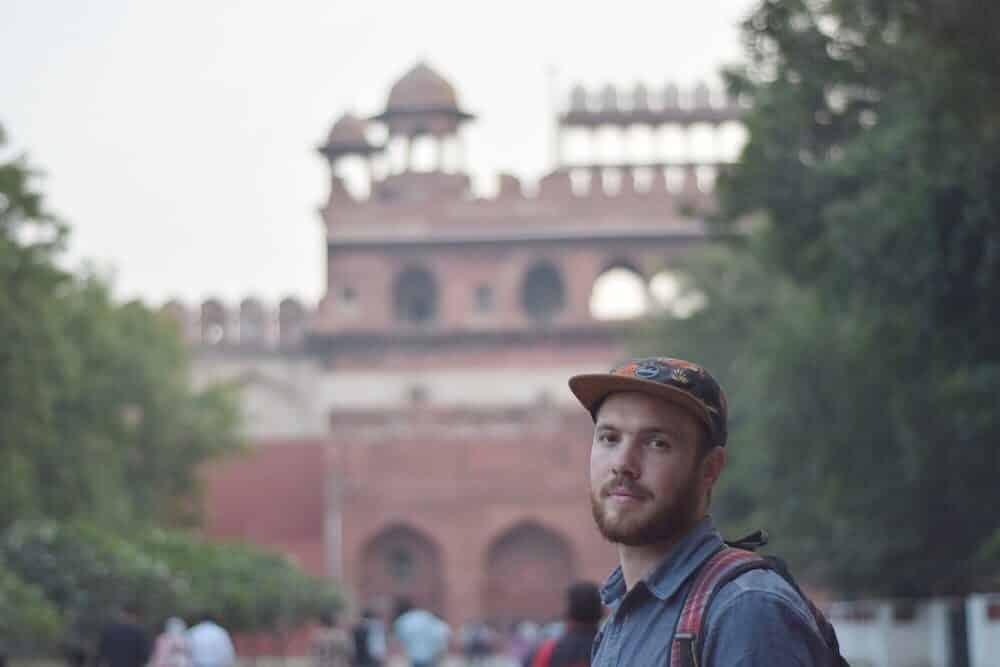 Things to do in Delhi, The Red Fort, Delhi, Where to eat, where to sleep, Smyle Inn