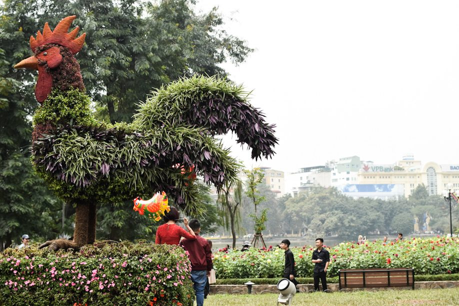 Visiting Hanoi during Tet Lunar New Year, Hoan Kiem Lake, Visiting Hanoi during Tet (Lunar New Year), Visit Vietnam, Vietnam, Hanoi, Tet, Year of the Rooster, Things to do in Hanoi